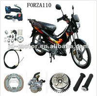 Chinese 110cc motorcycle parts for FORZA110