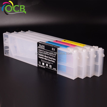 Lectra Aly refill ink cartridge for Roland VP540i 300i printer cartridge
