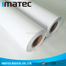 230gsm Waterproof Glossy Eco Solvent Photo Paper Roll For Mimaki Printer