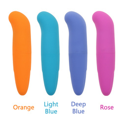 Colorful Dolphin Vibe Mini G Spot Vibrator Small Bullet clitoral stimulation Adult Sex Toy Dildo Vibrator Sex Product for women