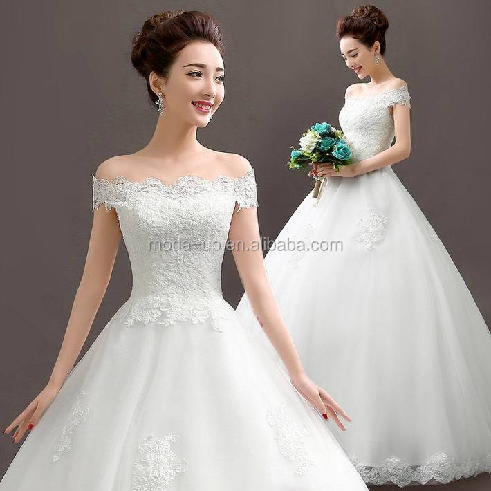 Lace for wedding dress/ lace vintage backless wedding dress/ wedding dress online sale