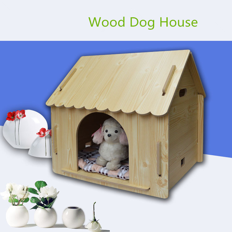 Unique Strong Wooden Dog House Wholesale
