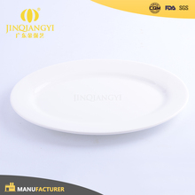 Best selling round shape ceramic dinner dish plates