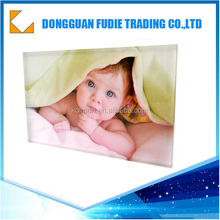 Hot selling product square magnetic acrylic picture frames bulk with high quality