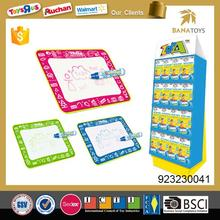 2017 educational toy writing drawing mat for baby