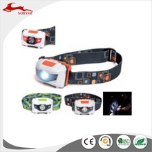 NR13-143 Hot sales high quality 3watt Ultra Bright Camping riding cycling biking Headlamp