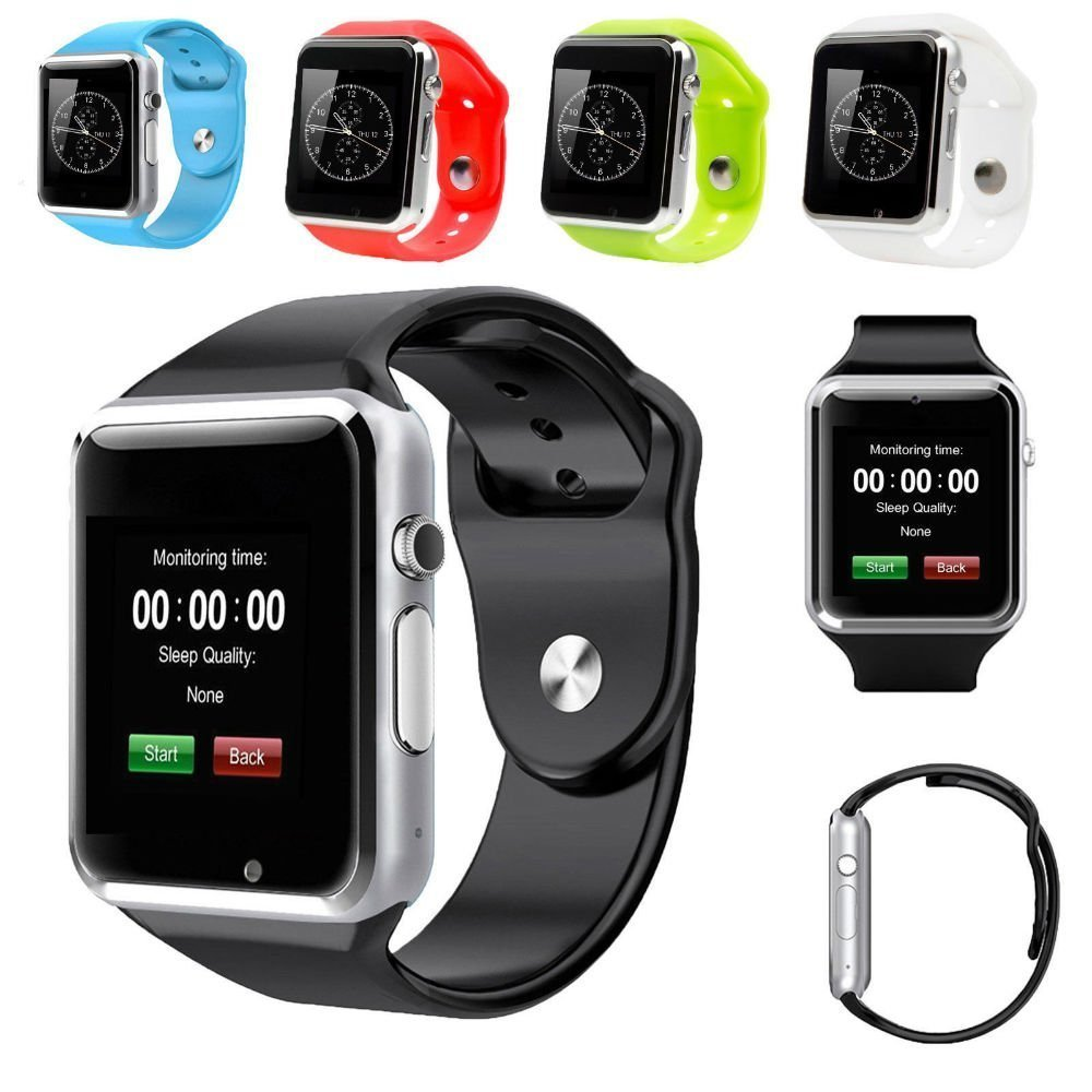 most popular <strong>A1</strong> Camera BT Smart Watch Facebook Twitter, BT Smartwatch <strong>A1</strong> with SIM Card for Mobile Phone m26 u8