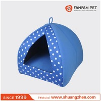 Promotional round dot waterproof dog house pet supplies