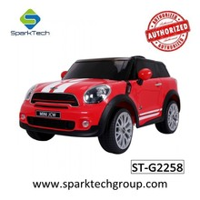 2017 New Arrival Licensed MINI PACEMAN Baby Ride On Car, Kids Motorized Cars For Big Kids, Battery Powered Child Car