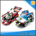 261 PCS police building blocks most popular items toy for kids