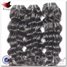 Wholesale Cheap curly hair weave for black women extension