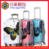 2015 New Design Top Quality PC Luggage