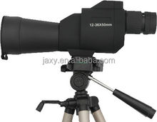 Porfessional Jaxy Optical Wholesale Sightseeing Spotting Scope Telescope with Tripod SP01