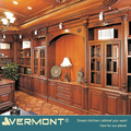 2018 Vermont I Shape Wood Office Interior Design