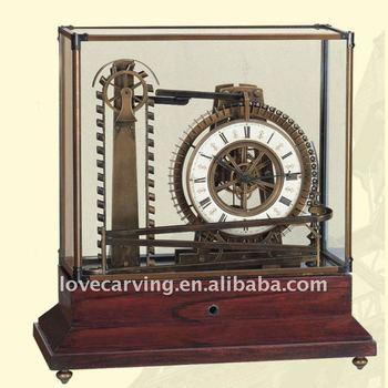 Rolling Ball Clock Buy Rolling Ball Clock Bronze Clock