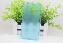 Ultra-Thin Skin Pudding TPU Soft Case For Lenovo A850+ Cover