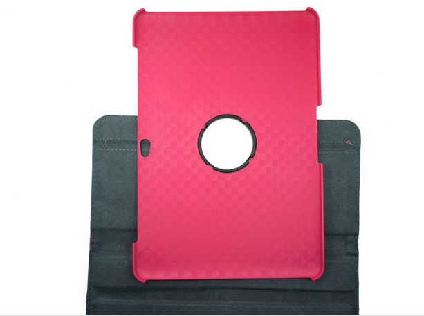 Case For New iPad Classic 360 Degree Rotating Swivel Stand Litchi PU Leather Smart Cover Case for New ipad iPad 2 3 4