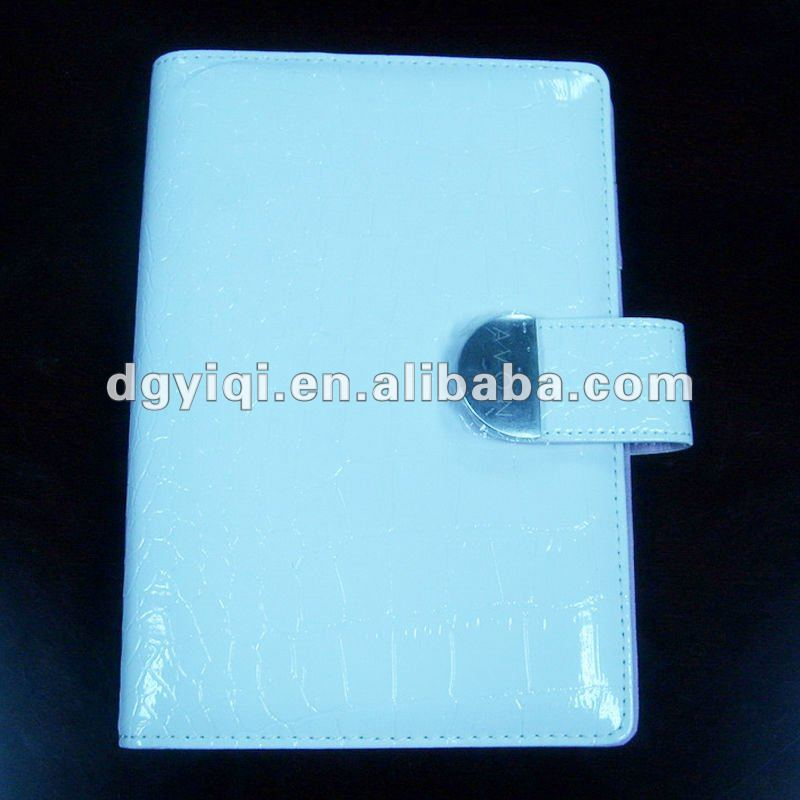LN-389 Leather cover for notebook