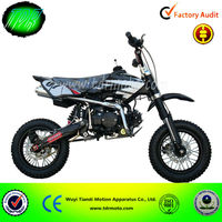 Best selling CE 125cc dirt bike pit bike off road bike