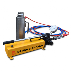 Prestressed equipment hydraulic oil Small Hydraulic Hand Pump