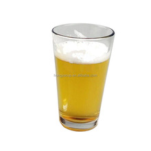 480ml Plastic Pint Beer Cups Smooth Surface Cups with customized printing
