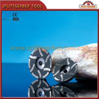 Turbo Metal Diamond Grinding Cup Wheel For Cutting Concrete