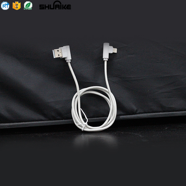 Hot selling Unbreakable USB charger cables for iPhone 6/7 USB cable data cable for iPhone 6/7