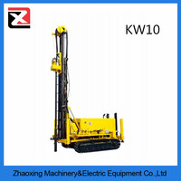 120m rotary portable hydraulic water well drilling machine
