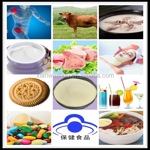 collagen peptide substitute product cattle bone red Marrow extract