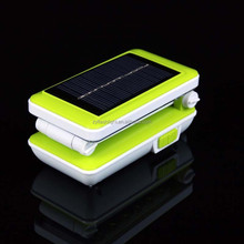 Solar power desk reading light rechargeable dc 11V battery operated solar table lamp