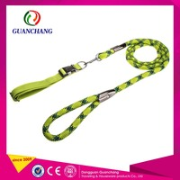 Screen Printing Pet Stretchable China Dog Leashes & Collars