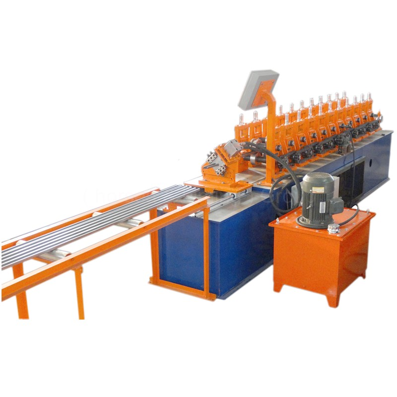 best quality aluminum roofing pannels custom shingle track roll forming machine for sale