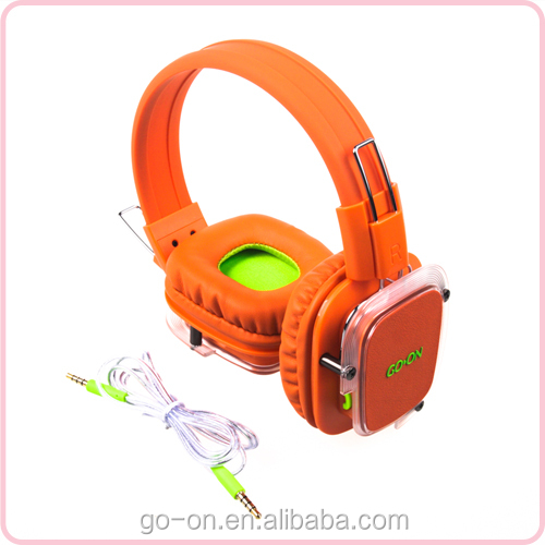 2016 Handsfree wireless folding computer headphone mic