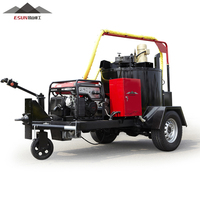 CLYG-ZS350 asphalt road crack sealing machine