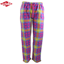custom ladies winter warm fleece pajama pants