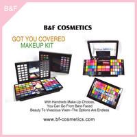 Eyeshadow Cosmetic set cheap price hair makeup brushes set