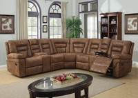 New design big leather corner sofa round corner leather sofas for living room