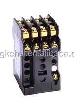 JQX-38F-3Z-AC220V(40A) 13A 250VDC 5v 9v 12v 24v 48v AC230v Electromagnetic Relay high power Relay magnetic latching relay