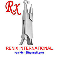 Orthodontic Adhesive Removing Pliers Instruments