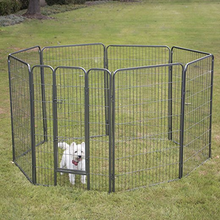 Wholesale high quality pet pens dog playpen outdoor for large dogs