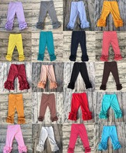 Wholesale Cheap Girls Ruffle Icing Pants