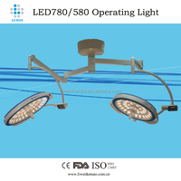 Shandong province supply double domes led operating OT light