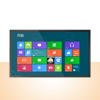 "55"" 65"" 70"" 84"" Multi user infrared interactive led tv touch screen whiteboard touch panel with best price"