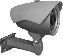 GSM outdoor camera working with wireless PIR detector