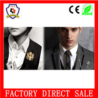 Free samples and custom design lapel pins wholesale coin-270