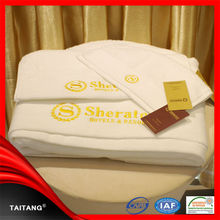 100% cotton pure white luxury custom made high quality factory price velour towel beach 100% terry cotton towels