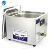 Strong Power ultrasonic Vibration Cleaner for all spare parts With time control and degas function