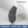 professional sound programmable hearing aids with tinnitus treatment