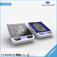 Manufacturer of automatic electric blood pressure meter with talking