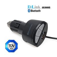 2.1A USB Charger Wireless Talking HandsFree Bluetooth Car Kit